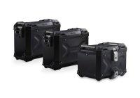 Adventure-Set Luggage Black BMW R 1200 GS (04-12)