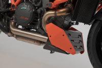 Bugspoiler Orange/Schwarz. KTM 1290 Super Duke R (19-).