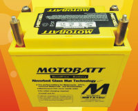 MOTOBATT Battery pole Adapter