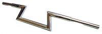 FEHLING FAILING Z-bar LOW, 1 1/4 inch, H 12 cm, 5 holes