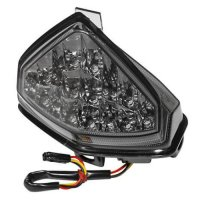 SHIN YO LED taillight with tinted glass, HONDA CB 1000 R,...
