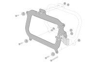 Sw-Motech Adapter kit for Givi carrier 2 pcs. For TRAX...