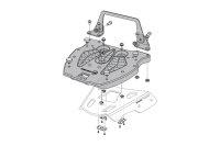 Sw-Motech Adapter plate for ALU-RACK For Hepco &...