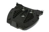 Sw-Motech Adapter plate for ALU-RACK For Krauser. Black.