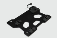Sw-Motech Adapter plate right for SysBag 30 Black.