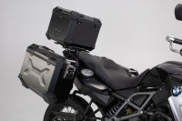 Sw-Motech Adventure set Luggage Black. BMW F 800 / 700 /...