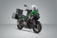 Sw-Motech Adventure set Luggage Black. Kawasaki Versys...