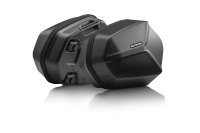 Sw-Motech AERO ABS side case system 2x25 l. Honda CBR...