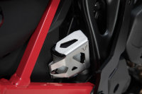 Sw-Motech Brake reservoir guard Silver. Suz DL1000...