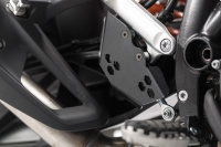 Sw-Motech Brake cylinder guard Black. KTM...