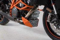 Sw-Motech Front spoiler Orange/Black. KTM 1290 Super Duke...