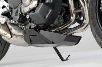 Sw-Motech Front spoiler Black. MT09 (13-)/MT09Tracer(14-...