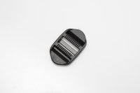 Doppelklemmschnalle für LG Satteltaschenhalter SLS...