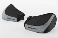 Sw-Motech Handguard kit BBZ Fabric. Black/grey.