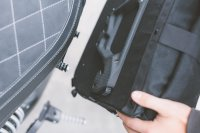 Sw-Motech Legend Gear side bag LC2 - Black Edition 13.5...