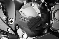 Sw-Motech Engine case guard Black. Kawasaki Z 800 (12-).