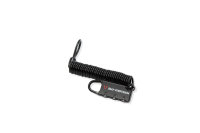 Sw-Motech Cable lock for motorcycle luggage Black....