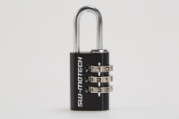 Sw-Motech Lock for motorcycle luggage Black. Combination...