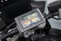 Sw-Motech GPS mount for handlebar Black. BMW S 1000 R, S...