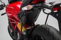 Sw-Motech SLC side carrier left Ducati Monster 797 (16-).