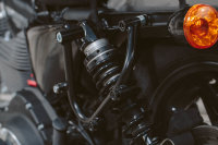 Sw-Motech SLC side carrier left Harley Sportster models...