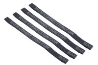 Sw-Motech Fitting strap set for tail bags 4 Fitting...