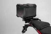 TRAX ADV Topcase-System Schwarz. Ducati Multistrada 1200...