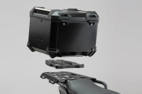 TRAX ADV Topcase-System Schwarz. Ducati Multistrada...