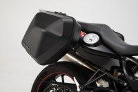 Sw-Motech URBAN ABS side case system 2x 16,5 l. BMW F 800...